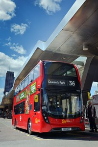 Go Ahead London Is First To Operate Next Generation Ultra
