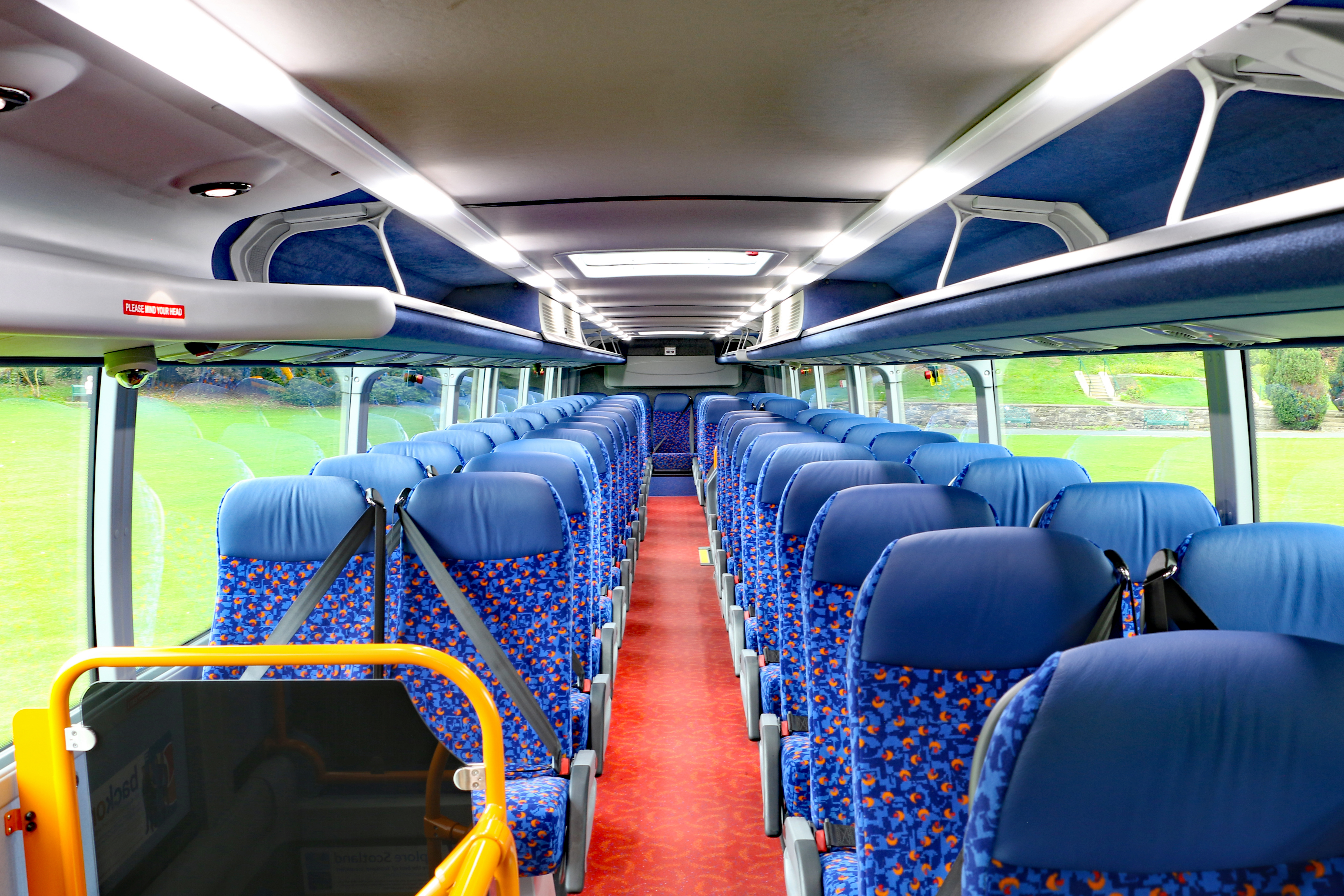 Plaxton Adds To Coach Range With Double Deck Panorama And
